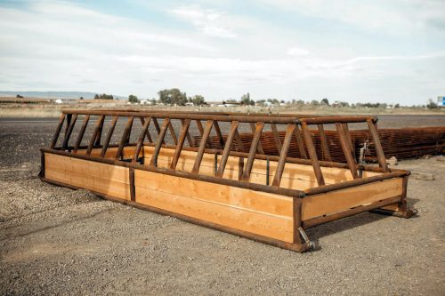 Tapered Bale Feeder